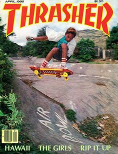 Thrasher Magazine - skateboarding news videos photos clothing skateparks events music and Bedroom Wall Collage, Photo Wall Collage, Picture Wall, Room Posters, Poster Wall, Poster Prints, Surf Posters, Pop Art Posters, Band Posters