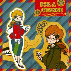 FOR A CHANGE 気分転換    (C)toosato (Chihiro Ikeda)