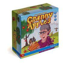 granny apples dobbelspel