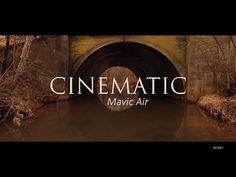 DJI MAVIC AIR | Best Settings - YouTube