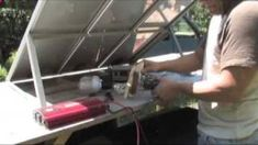 DIY SOLAR PANEL TRAINING PV PHOTOVOLTAIC HARBOR FREIGHT SOLAR ENERGY SOLAR POWER KITS, via YouTube.