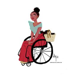 Illustration by illustrator and founder of Maison Nicholle Kobi. Black Girl Art, Black Women Art, Art Girl, Black Girls, Character Inspiration, Character Art, Character Design, Character Creator, Mini Mundo