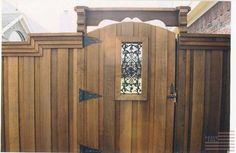 Proy Wood: Complete How to build wood fence gate