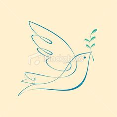Dove_of_Peace - Stock Illustration - iStock