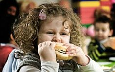 It starts young ~ we learn it at school & thru our parents.  Unhealthy School Lunches Not Making the Grade June 21, 2010
