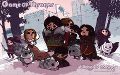 Game of Thrones. I love the books, and the show is also very good. If you like dark, amoral stories, go for it !