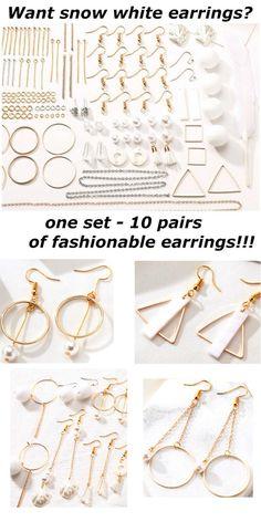 Jewelry Making Kits, Diy Jewelry Making Supplies, Jewelry Kits, Beaded Jewelry, Jewelry Ideas, Jewellery Making, Making Bracelets, Etsy Jewelry, Jewlery