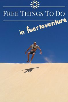 Fuerteventura (Canary islands, Spain) is a very special place, and we love it. It is our deserted paradise.  After 3 months spent in southern part of Fuerteventura, we have compiled a list of interesting and free things to do in Fuerteventura.  Read the article to find out!