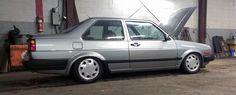 MK2 VW Jetta Coupe