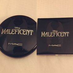 MAC Malificent Beauty Powder Mac beauty powder. Color is Natural. No trades :) never used! MAC Cosmetics Makeup Face Powder