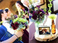 peacock wedding flowers utah wedding florist calie rose