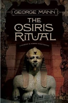 The Osiris Ritual - Book 2 of the Newbury & Hobbes Investigation series ~ Exciting and fast paced, but only very mildly steampunk. Hobbes seems flat, and there is little character development. Worth the read, if only to enjoy the company of the characters from the first book a little longer.