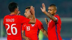 Chile vs Camerun en vivo 18 junio 2017 - Ver partido Chile vs Camerun en vivo 18 de junio del 2017 por la Copa Confederaciones. Resultados horarios canales de tv que transmiten en tu país.