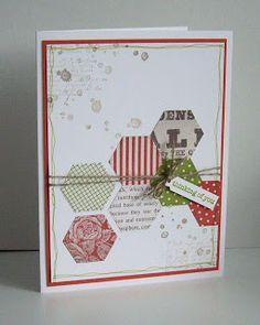 Love To Stamp: Cas(e) this sketch!