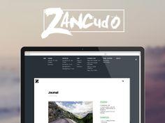 Zancudo is the new premium WordPress theme for creatives made by THBThemes - http://themeforest.net/item/zancudo-mighty-fullscreen-theme-for-creatives/6611589?ref=THBThemes