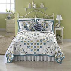 master bedroom?  Always Home Amanda Quilt Coordinates