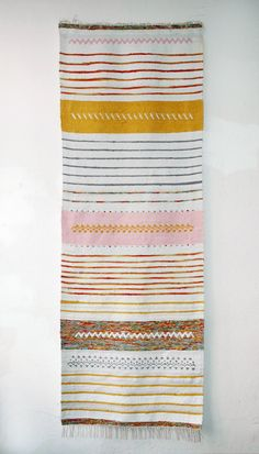 Moa Hallgren Textiles | rag | Berlin, Germany