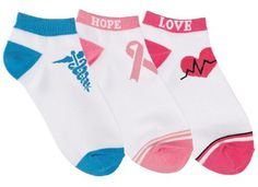 Fashion Nurse Socks, Three Pack, Love and Hope * Check this awesome product by going to the link at the image.
