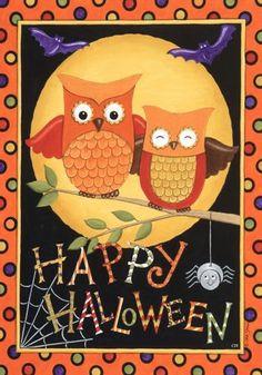 Halloween Owl, Halloween Clipart, Theme Halloween, Halloween Prints, Couple Halloween, Happy Halloween, Halloween Decorations, Fall Decorations, Halloween Cards