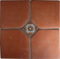 terracotta tiles | Mexican Tile - Spanish Mission Red Terracotta Floor Tile