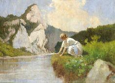 Figure Painting, Contemporary Artists, Art History, Still Life, Landscape Paintings, Fine Art, Portrait, Artwork, Vintage