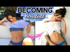 I lived like Kendall Jenner for a whole week! Diet, Workouts and her lifestyle in general. Keeping up with Kendall: PART . Body Workout At Home, Workout For Flat Stomach, Abs Workout Routines, Workout Videos, Workouts, Kendall Jenner Ab Workout, Kendall Jenner Legs, 10 Minute Ab Workout, Intense Ab Workout