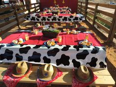 "Photo 4 of 42: Farm/Barnyard / Birthday ""Barnyard Bash"" 