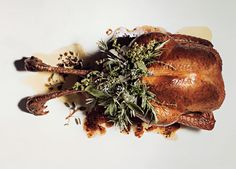 Complete Thanksgiving Menus From Chefs Daniel Humm, and Larry and Marc Forgione -- Grub Street