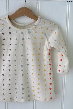 Idea for hand painted onesie/shirts for Stella