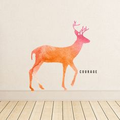 Wall decal by Little Sticker Boy