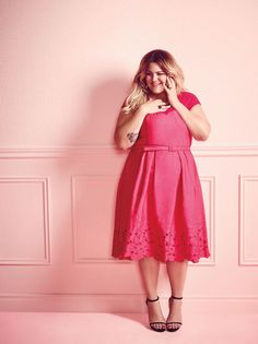 Exclusive: Here's a First Look at Nicolette Mason's Chic Plus-Size Collab With Addition Elle