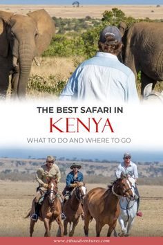 Want to experience the magic of Africa with the best Horseback Safari in the Masai Mara in Kenya. A once in a lifetime experience. The African Plain is home to incredible wildlife and we got to experience the event. #africa #safari #kenya #game #horseriding