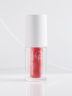 Melting Lip Powder | Add a pop of color to your pout with this powerful powder that turns into a fine matte finish once applied. Crafted using a micro capsule technology, this waterproof and smudge proof formula hydrates and moisturizes lips.    * 0.14 oz.   * Intended for all skin types.   * **How to Use:** Apply directly onto lips and blend.