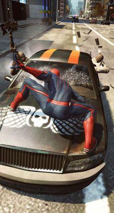 The Amazing Spider-Man (Playstation Spider Man Ps4 Game, Spider Man Playstation, Marvel Comics, Comics Anime, Spiderman Movie, Amazing Spiderman, Spiderman Suits, Spiderman Spider, Zec Efron
