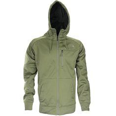 ❄️NEW Men s The North Face Soaz Fleece Hoodie Sweatshirt Olive Green S 996616d467b