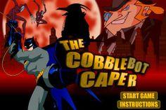 Play Batman The Cobblebot Caper Game Online Online Games For Kids, Play Online, Batman Fight, Batman Games, Mega Pack, Gotham City, Author, Hero, Adventure