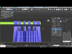 3Ds Max tutorial series: Part 9: Modeling curtains with Wind  Cloth modifier - YouTube #3dsMax #tutorial #curtain #wind #cloth http://aleksmarkelj.webs.com