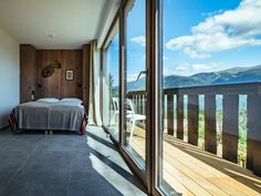 Nestled amid the Nockberge region in western Carinthia, the Art-Lodge is located on a 223 ft² plot of land. Carinthia, Austria, Europe, Windows, Travel, Home, Art, Alps, Craft Art