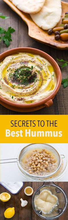 Foolproof tricks for making an ultra-creamy hummus with a soft, smooth texture and great flavor.