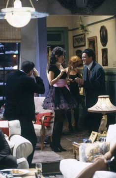 """Episode 10: """"The One with the Monkey"""" 