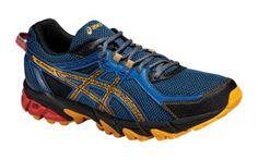 promo code 5f82a 28371 Asics GEL SONOMA 2 AZULES Y NARANJAS T634N 4209. Las nuevas zapatillas de  Asics Gel