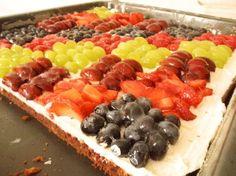 Kiwi, Fruit Salad, Sushi, Waffles, Cereal, Breakfast, Ethnic Recipes, Food, Basket