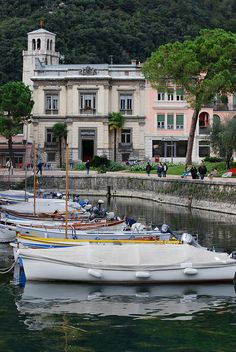 Riva del Garda, Italy Riva Del Garda, Garda Italy, Lake Garda, Places Ive Been, France, Mansions, Beautiful, House Styles, Italia