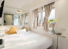 MINI HOTEL: HONG KONG, CHINA (FROM $60)  Location is everything. This hotel in Causeway Bay is just minutes away from the best shopping, dining and nightlife in Hong Kong (which is what you should be spending your money on, anyway).