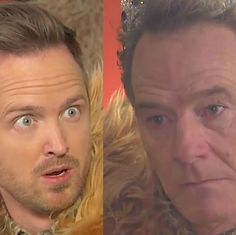 """There Was An Epic """"Breaking Bad"""" Reunion On Jimmy Kimmel"""