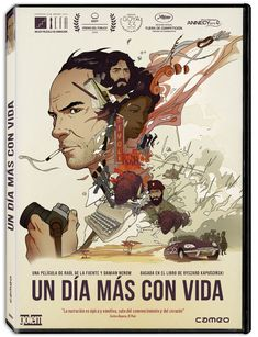 Un d¨ªa m¨¢s con vida - BD [Blu-ray] Die By The Sword, Illustrator, Graphic Novel, Visual Literacy, A Day In Life, Graphic Design, Books, Movies, Movie Posters