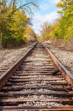 Railway by Debra Vronch