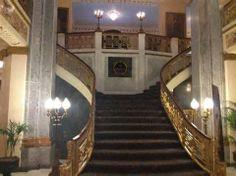 Lobby of the Seelbach Hotel Louisville, KY