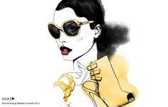 Christina Drejenstam has some amazing illustrations.