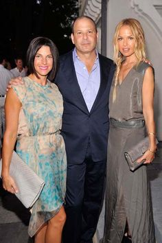 Gwyneth Paltrow, Kelly Ripa, Rachel Zoe at Baby Buggy Summer Dinner event